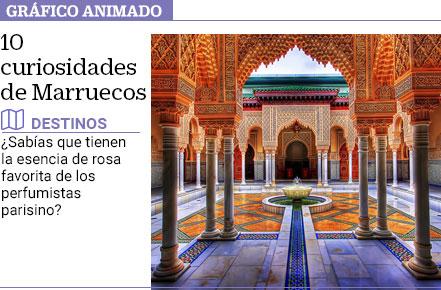 10 cosas que debes saber de Marruecos