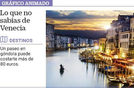 Lo que no sabías de Venecia