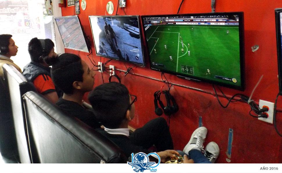 Del Patio De Juegos Al Xbox