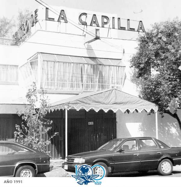 Una nota de EL UNIVERSAL del 19 de enero de este año daba cuenta del estado  financiero del Teatro La Capilla en Coyoacán. Ese día las paredes de la  antigua ... 2e60e6b99445f