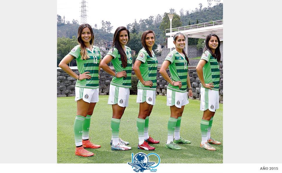 Han pasado 46 años desde el segundo Campeonato Mundial Femenil de Futbol. En  1971 ca3f1341af3d1