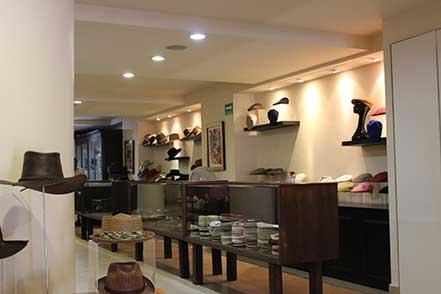 Vista actual de la tienda Sombreros Tardan. ee05582c841