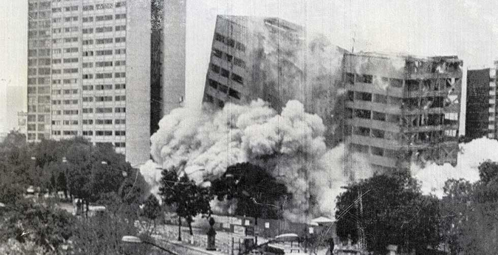 Resultado de imagen para tlatelolco 1985